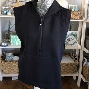 Lululemon Re-Form Vest Black Size 10 NWOT
